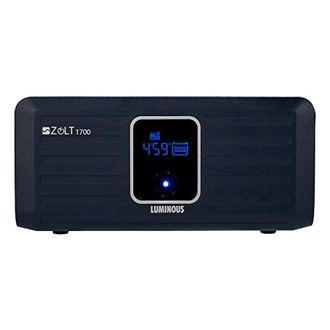 Luminous Zolt 1700 1500 VA Pure Sine Wave Inverter Price in India