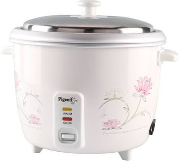 Pigeon Blossom 1.8L Electric Rice Cooker Price in India