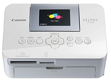 Canon Selphy CP1000 Photo Printer Price in India
