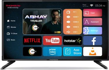 Thomson UD9 40TH1000 40 inch Ultra HD 4K LED Smart TV Price in India