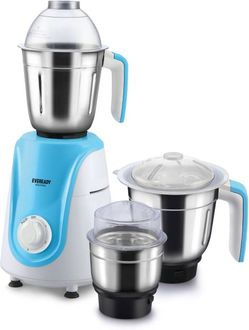 Eveready Easy Pro 600W Mixer Grinder(3 Jars) Price in India