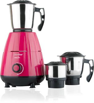 Greenchef Melon 600W Mixer Grinder (3 Jars) Price in India