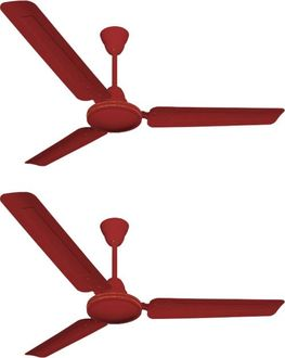 Crompton Cool Breeze 3 Blade (1200mm) Ceiling Fan (Pack of 2) Price in India