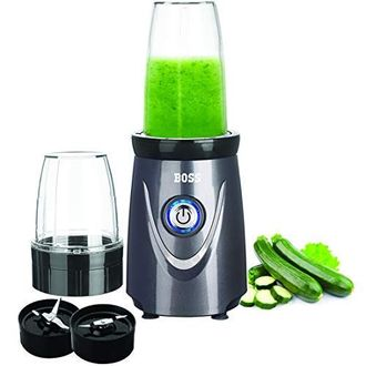 Boss Nutri Pro 550W Juicer Mixer Grinder (2 Jars) Price in India