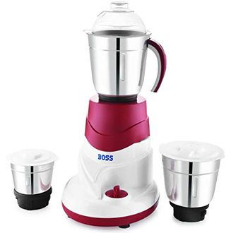 Boss All Time Plus 550W Mixer Grinder (3 Jars) Price in India