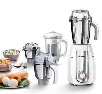 Bosch TrueMixx Style 750W Mixer Grinder (4 Jars) Price in India
