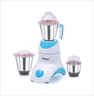 Jaipan Kitchen Power 750W Mixer Grinder (2 Jars) Price in India