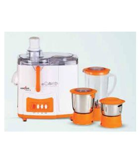 Kenstar Juicy (KJJUI50O3P) 500W Mixer Grinder (3 Jars) Price in India