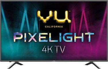Vu 50-QDV 50 Inch Ultra HD 4K Smart LED TV Price in India