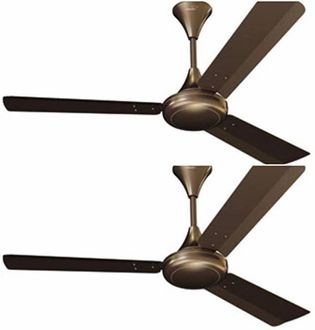 V-Guard GLADO 400 3 Blade (1200mm) Ceiling Fan (Pack of 2) Price in India