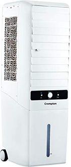 Crompton Mystique Turbo 34 L Tower Air Cooler Price in India