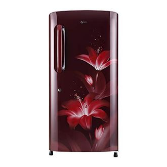 LG GL-B221ARGY 215 L 5 Star Direct-Cool Single-Door Refrigerator Price in India