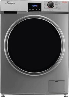 Onida 7.5 kg Fully Automatic Front Load Washing Machine Grey(TRENDY F75TSG) Price in India