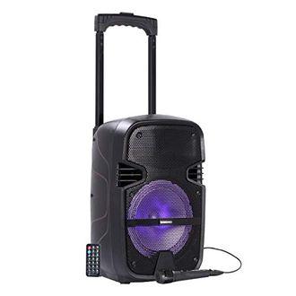 Zebronics Zing Bluetooth Trolley Speaker Price in India