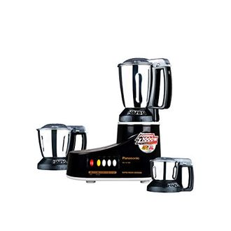 Panasonic MX-AC380 550W Mixer Grinder (3 Jars) Price in India