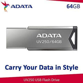 A-DATA Flash UV250 USB 2.0 64GB Pen Drive Price in India