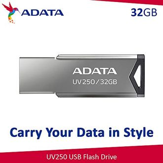 A-DATA Flash UV250 USB 2.0 32GB Pen Drive Price in India