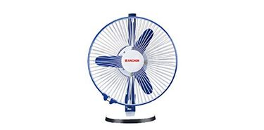 Anchor Mineo 3 Blade(230mm) Table Fan Price in India