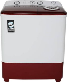 Godrej 6.5 kg Semi Automatic Top Load Washing Machine(WS 650 CPBT) Price in India