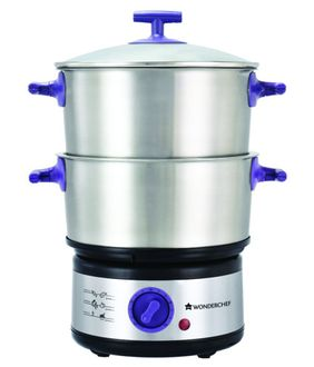 Wonderchef Nutri 5 Litres Steamers Price in India
