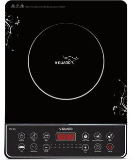V-Guard VIC 25 2000W Induction Cooktop Price in India