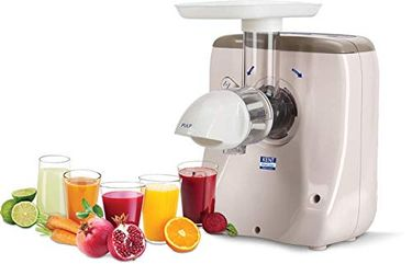 Kent Cold Pressed 150W Juicer (2 Jars) Price in India