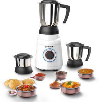 Bosch TrueMixx Joy 500W Mixer Grinder (3 Jars) Price in India