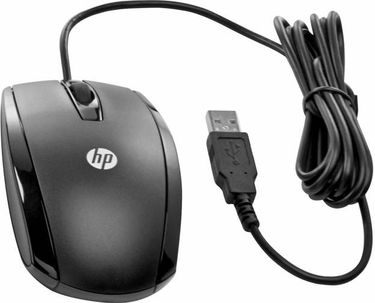 HP Essential Wired Optical Mouse Price in India