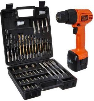 Black & Decker LD12SP Pistol Grip Drill(10mm) Price in India