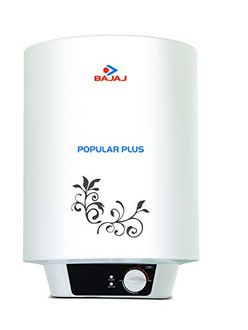 Bajaj Popular Plus 15L Vertical Storage Water Geyser Price in India
