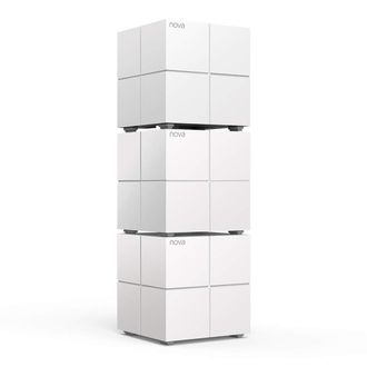 Tenda MW6  Whole Home Mesh Router(Pack of 3) Price in India