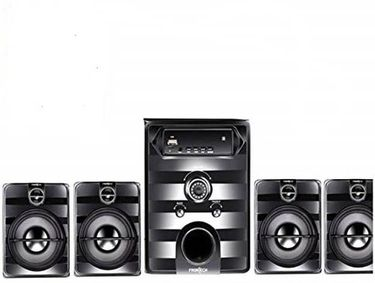Frontech Jil-3975 4.1 Channel Multimedia Speaker Price in India