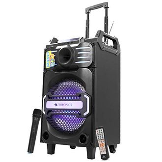Zebronics Zeb-Moving Monster X10 Trolley Bluetooth Speaker Price in India