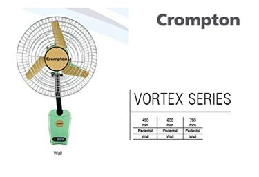 Crompton Vortex 3 Blade (450mm) Wall Mount Fan Price in India