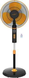 V-Guard Esfera 3 Blade(400mm) Pedestal Fan(with Remote) Price in India