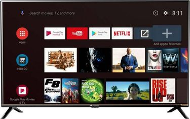 Micromax 40CAM6SFHD 40 Inch Full HD LED Smart Android TV Price in India