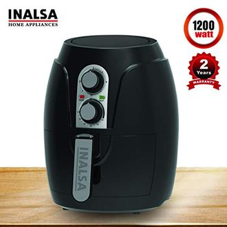 Inalsa Fry Light 1.8 L Air Fryer Price in India