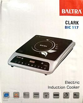 Baltra Clark BIC-117 1400W Induction Cooktop Price in India