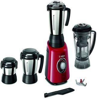 Bosch MGM4341RIN TrueMixx Radiance 600W Mixer Grinder(4 Jars) Price in India