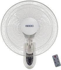 Usha Mist Air Icy 3 Blade (400mm) Wall Fan (with Remote) Price in India