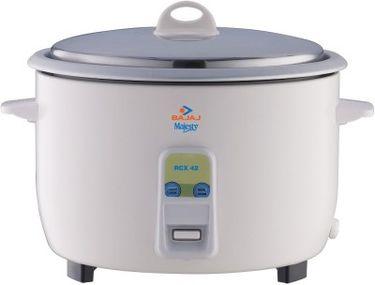 Bajaj Majesty RCX42 Rice Cooker Price in India