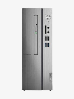 Lenovo 510S 90K8000SIN (Core i3 8th Gen,4GB,1TB,DOS) Desktop Price in India