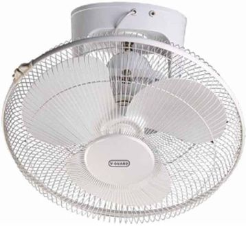 V-Guard WhizAir Cabin 3 Blade(400mm) Ceiling Fan Price in India
