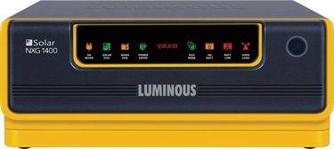 Luminous NXG1400/12V Solar Pure Sine Wave Inverter Price in India