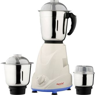 Signoracare Eco Plus 3 500W Mixer Grinder (3 Jars) Price in India