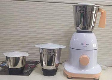 Kenstar Maxxo KMMAX55W3S Mixer Grinder(3 Jars) Price in India