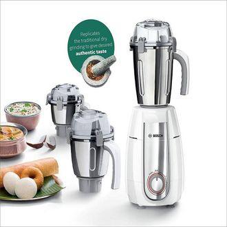 Bosch MGM8832WIN 1000W Juicer Mixer Grinder(3 Jars) Price in India