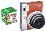 Fuji Instax Mini 90 Neo Classic Instant Camera (With 50 Shot Films) Price in India