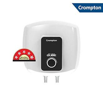 Crompton Solarium Qube 15L Storage Water Geyser Price in India