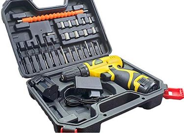 Cheston CH CD1.2 Cordless Drill Driver Kit (With 24Pcs 10mm) Price in India